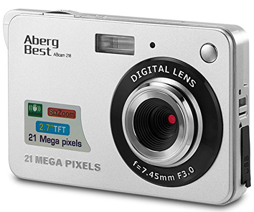 "AbergBest 21 Mega Pixels 2.7"" LCD"