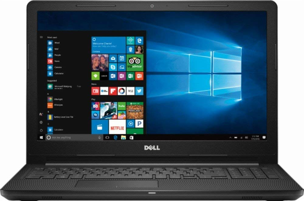 2018 Newest Premium Dell Inspiron 15 3000 15.6 inch HD LED Laptop